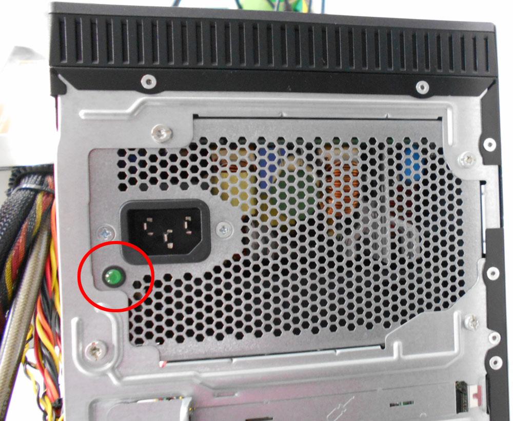 Hp H8 1280jp 電源が入らない 電源故障 パソコンドック24名古屋 庄内緑地公園店 西区